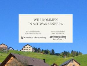 Schwarzenberg im Bregenzerwald - Tourismusbüro