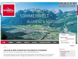 Tourismusinformation Alpenstadt Bludenz