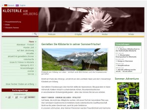 Tourismusbüro Klösterle am Arlberg