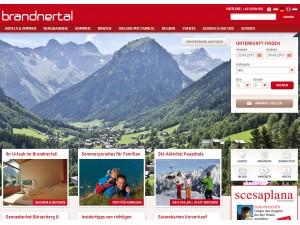 Brandnertal in Vorarlberg - Urlaubsregion