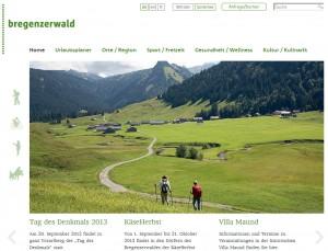 Bizau im Bregenzerwald - Tourismusbüro