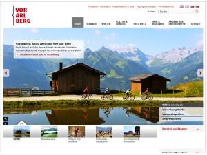 Vorarlberg Tourismusinformation