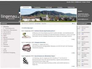 Lingenau im Bregenzerwald - Tourismusinformation