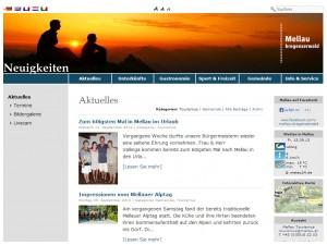 Mellau im Bregenzerwald - Tourismusbüro