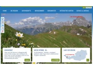Schoppernau im Bregenzerwald - Tourismusbüro