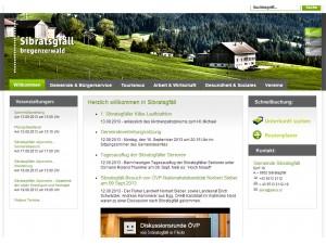 Sibratsgfäll im Bregenzerwald - Tourismusbüro
