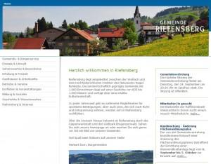 Tourismusbüro Riefensberg