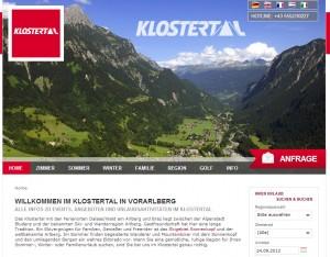 Tourismusbüro Wald am Arlberg