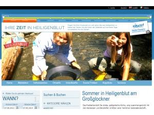 Tourismusbüro Heiligenblut am Großglockner - Hohe Tauern - Kärnten