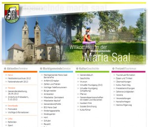Tourismusinformation Maria Saal