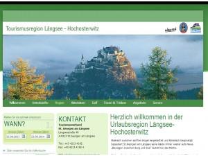 Tourismusregion Längsee Hochosterwitz