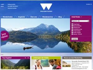 Wanderhotels in Österreich