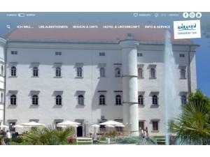 Tourismusbüro und Gästeinformation Spittal an der Drau