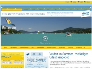 Velden Tourismusinformation