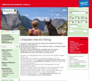 Tourismusinformation  Dellach im Gailtal