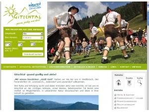 Gitschtal - Tourismusinformationsbüro