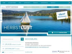 Tourismusbüro Moosburg am Wörthersee