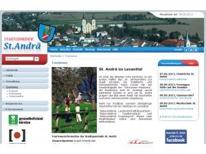 Tourismusinformation St. Andrä im Lavanttal