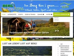 Tourismusbüro Berg im Drautal - Urlaubsregion Oberdrautal