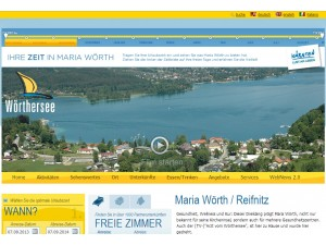 Tourismusinformation Maria Wörth - Reifnitz
