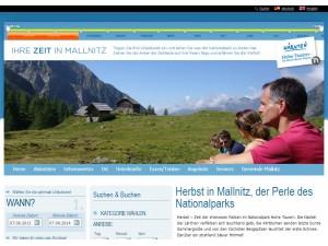 Tourismusbüro Mallnitz  - Hohe Tauern - Kärnten