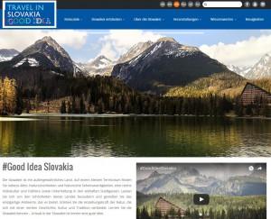 Slowakische Zentrale für Tourismus