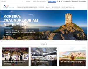 Atout France - Französische Zentrale für Tourismus