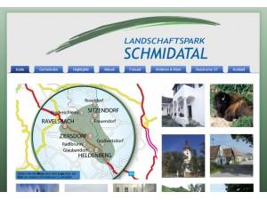 Landschaftspark Schmidatal - Urlaubsregion