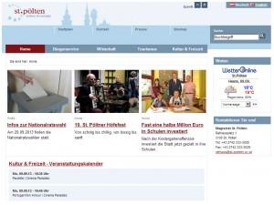 Tourismusinformation der Stadt St. Pölten