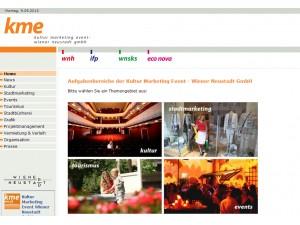 Tourismusinformation der Stadt Wiener Neustadt