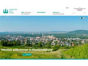 Tourismusinformation Klosterneuburg