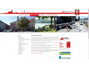 Tourismusinformation Nibelungengau Info-Center Ybbs