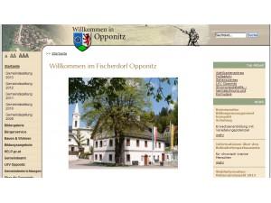 Tourismusinformation Opponitz