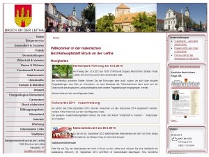 Tourismusinformation Bruck an der Leitha