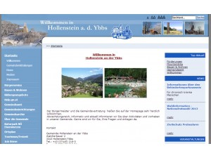 Tourismusbüro Hollenstein