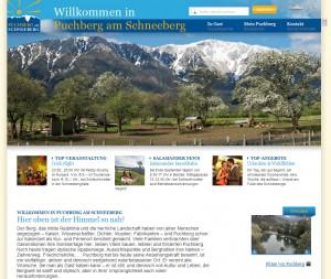 Tourismusbüro Puchberg am Schneeberg