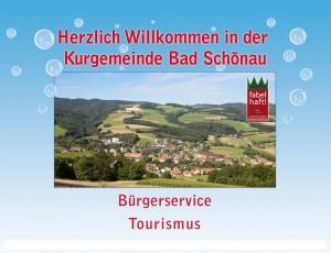 Tourismusinformation Bad Schönau