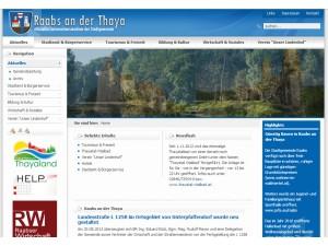 Tourismusinformation Raabs an der Thaya - Waldviertel