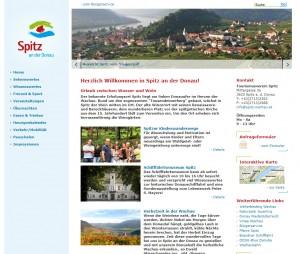 Tourismusinformation Spitz an der Donau