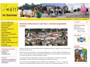Tourismusinformation Zwettl