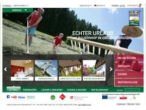 Urlaub am Bauernhof in Oberösterreich