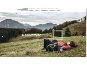 Tourismusverband Steyr und die Nationalpark Region