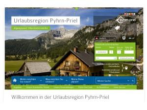 Tourismusverband Pyhrn-Priel - Urlaubsregion
