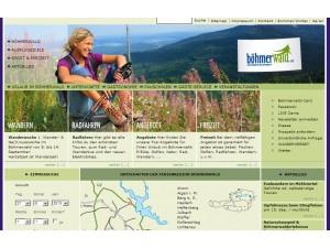 Tourismusinformation Rohrbach-Berg - Region Böhmerwald