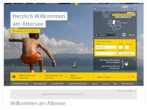 Informationsbüro Attersee - Ferienregion Attersee - Salzkammergut