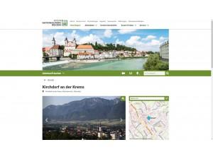 Informationsbüro Kirchdorf an der Krems - Nationalpark Region Steyrtal
