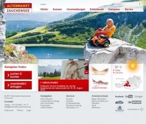 Tourismusverband Altenmarkt-Zauchensee
