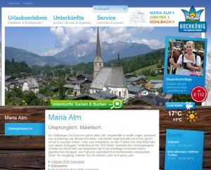Tourismusverband Maria Alm