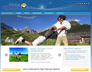 Tourismusverband Salzburger Saalachtal - Ferienregion