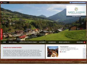 Tourismusverband Krispl-Gaißau